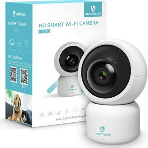 SECURITY CAMERA - HD SMART WIFI CAM 1080p Safety